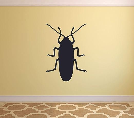Volkswagen Beetle Vinyl Sticker Wall Art Boys Bedroom Garage Play Room