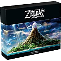 The Legend of Zelda : Link's Awakening - Edition Limitée (Jeu + Artbook de 120 pages + Steelbook)