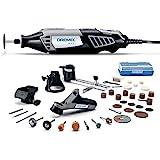 Dremel 4000-4/34 Variable Speed Rotary Tool Kit - Engraver, Polisher, and Sander- Perfect for Cutting, Detail Sanding, Engrav