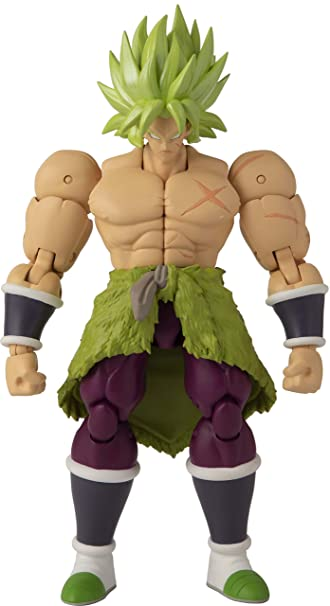 256e37f2275e3 Dragon Ball Super – Dragon Stars Broly Figure (Series 12)