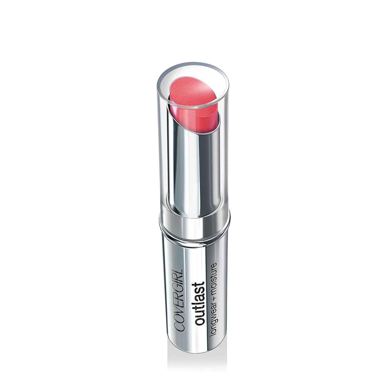 COVERGIRL Outlast Longwear Lipstick Coty Amazing Auburn 955
