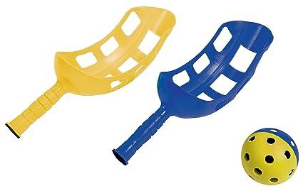Amazon.com: Hudora 76469 Catch Juego de Pelota 3.0: Toys & Games