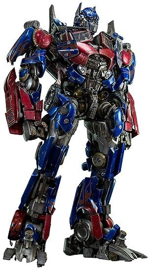 amazon transformers dark of the moon optimus prime ノンスケール