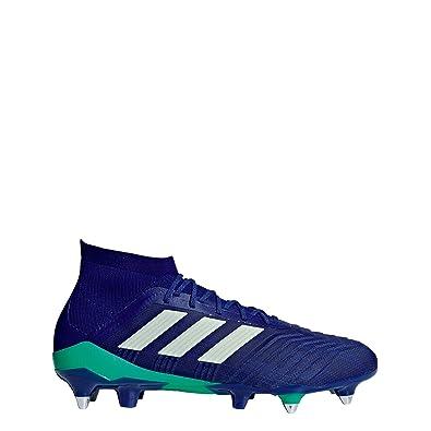 separation shoes 20deb c2bb2 adidas Herren Predator 18.1 Sg Fußballschuhe Weiß 44 EU Amazon.de Schuhe   Handtaschen