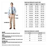 Dockers Men's Signature Khaki Flyweight Classic Fit Flat Front Pant, Sapolu Oxford Navy Smoke - discontinued, 32W x 30L