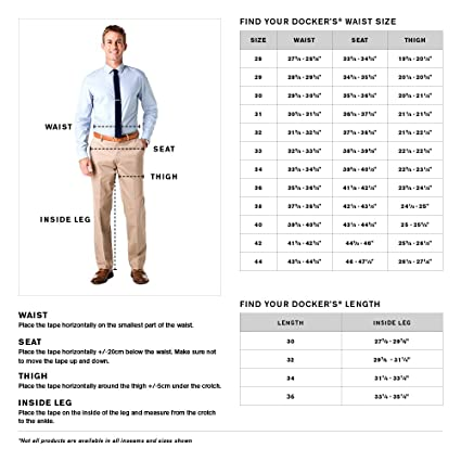 Dockers men s alpha khaki stretch slim tapered fit flat front pant