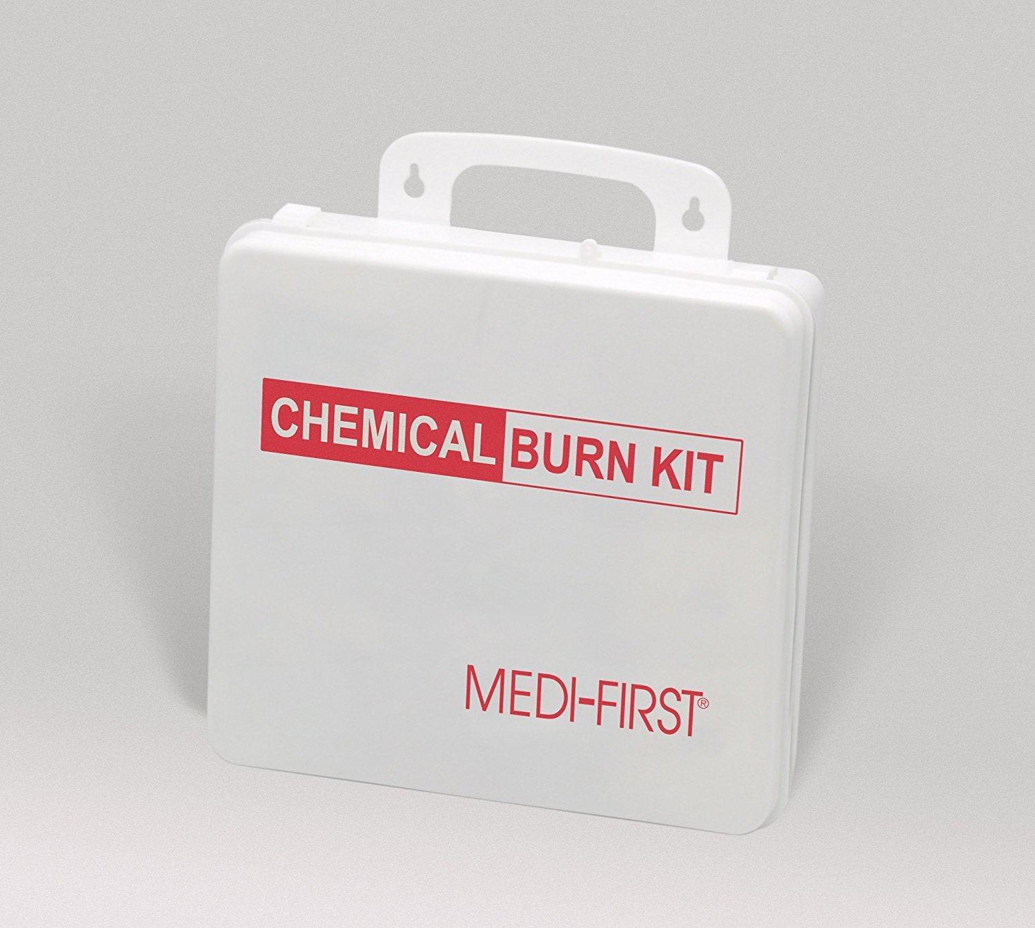 Medique Products 89612 Chemical Burn Kit, Filled