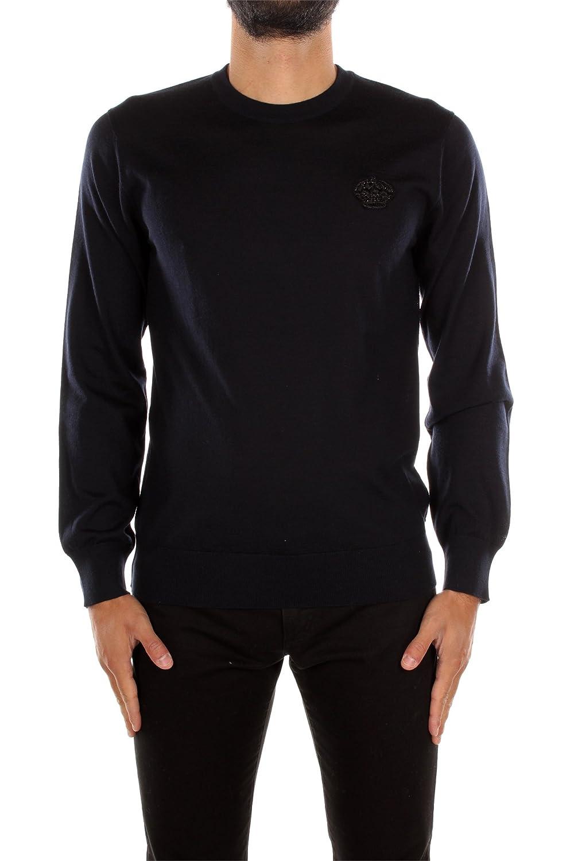 GM008KF59HPB0665 Dolce&Gabbana Sweatshirts Men Cashmere Blue