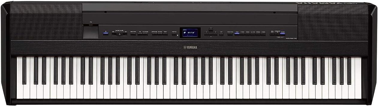 Yamaha P515 - Piano digital de acción ponderada de 88 teclas ...
