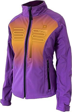 Sahara Women's Heated Jacket - 10 Hour Battery & Charger   Machine Washable