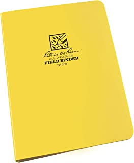 """product image for Field Ring Binder, 1/2"""" Capacity"""