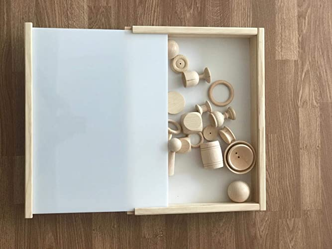 Pizarra Arenero Montessori: Amazon.es: Handmade