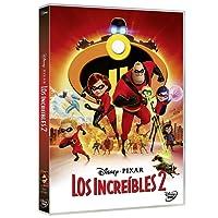 Pixar Los Increíbles 2 [DVD]