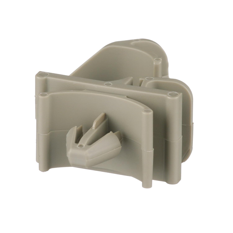 1.00-Inch Bundle Natural Nylon 6.6 50-Pack Push Barb Panduit LWC100-H25-L Latching Wire Clip