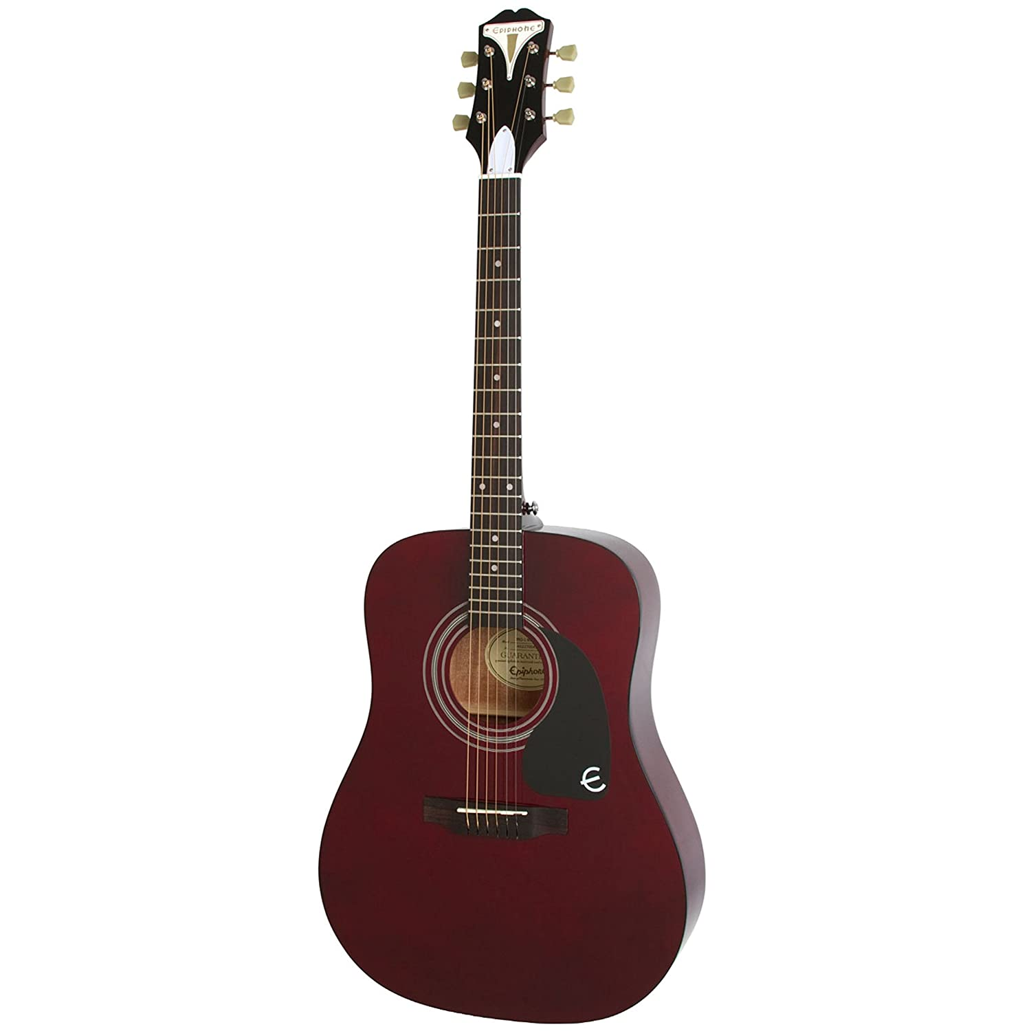 Epiphone Pro-1 Acoustic-Wine Red EAPRWRCH1