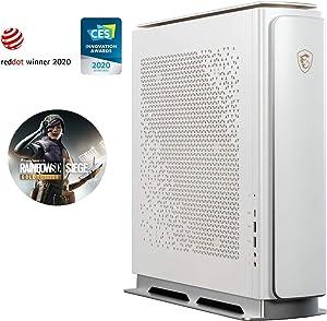 MSI Creator P100X 10SE-264US (i9-10900K, 32GB RAM, 1TB NVMe SSD + 2TB HDD, RTX 2080 Super 8GB, Windows 10 Pro) Desktop PC