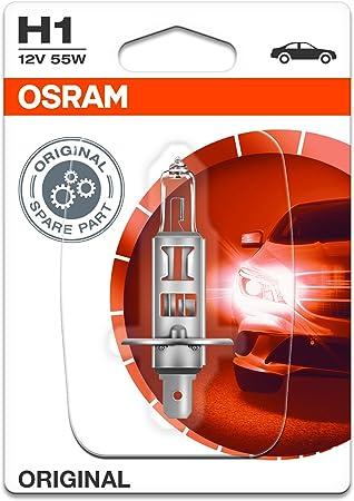 10x Osram H1 12v 55W Original Standard Headlight Bulb 64150 448