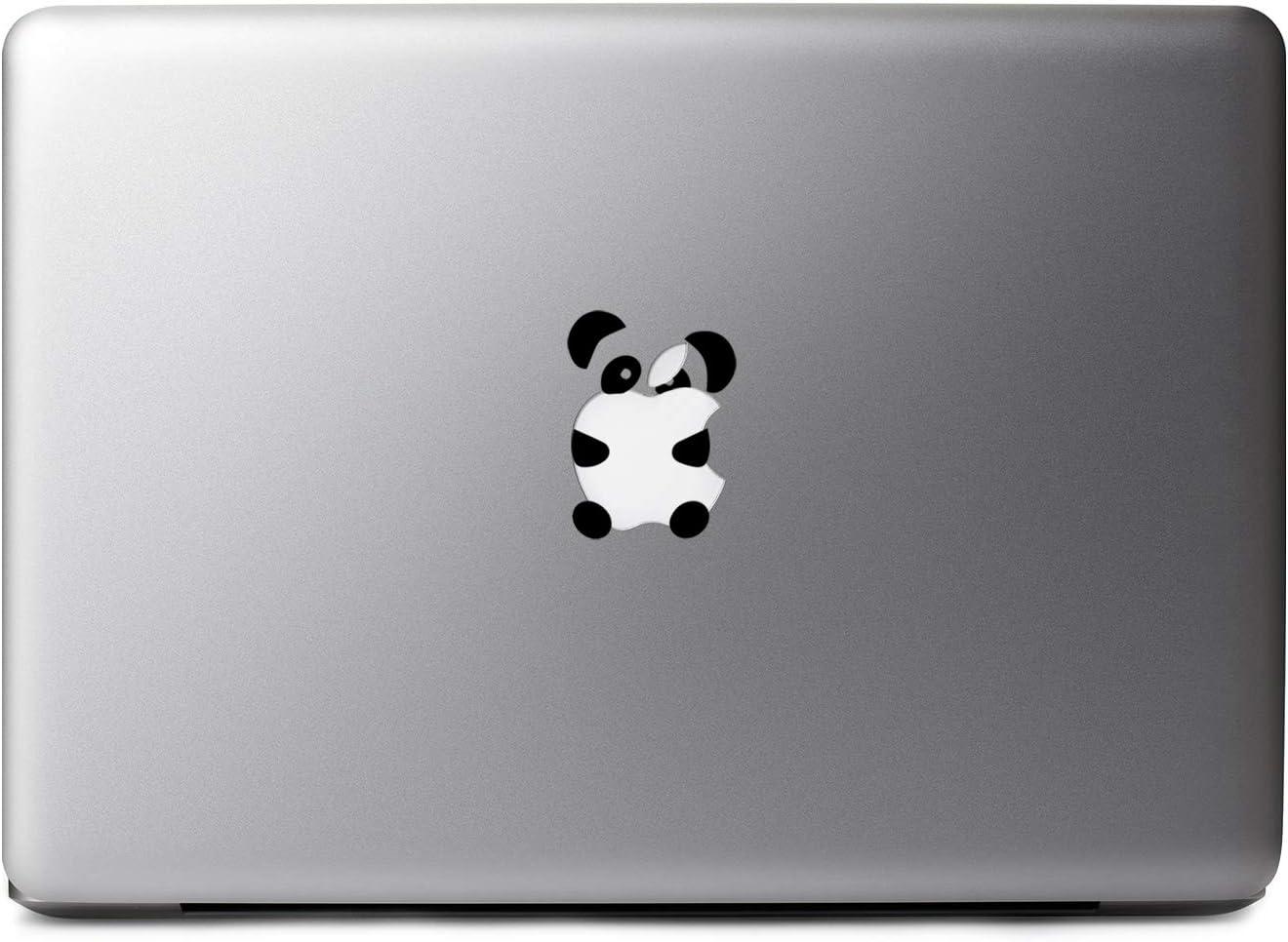 "Furivy - Panda - Apple MacBook Air/Pro/Retina 13"" (Black)"