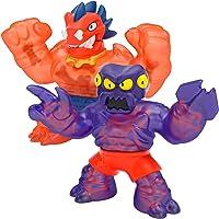 Heroes of Goo Jit Zu Dino Power Versus Pack - 2 Action Figures - Volcanic Rumble - Blazagon vs. Redback | Includes 2…