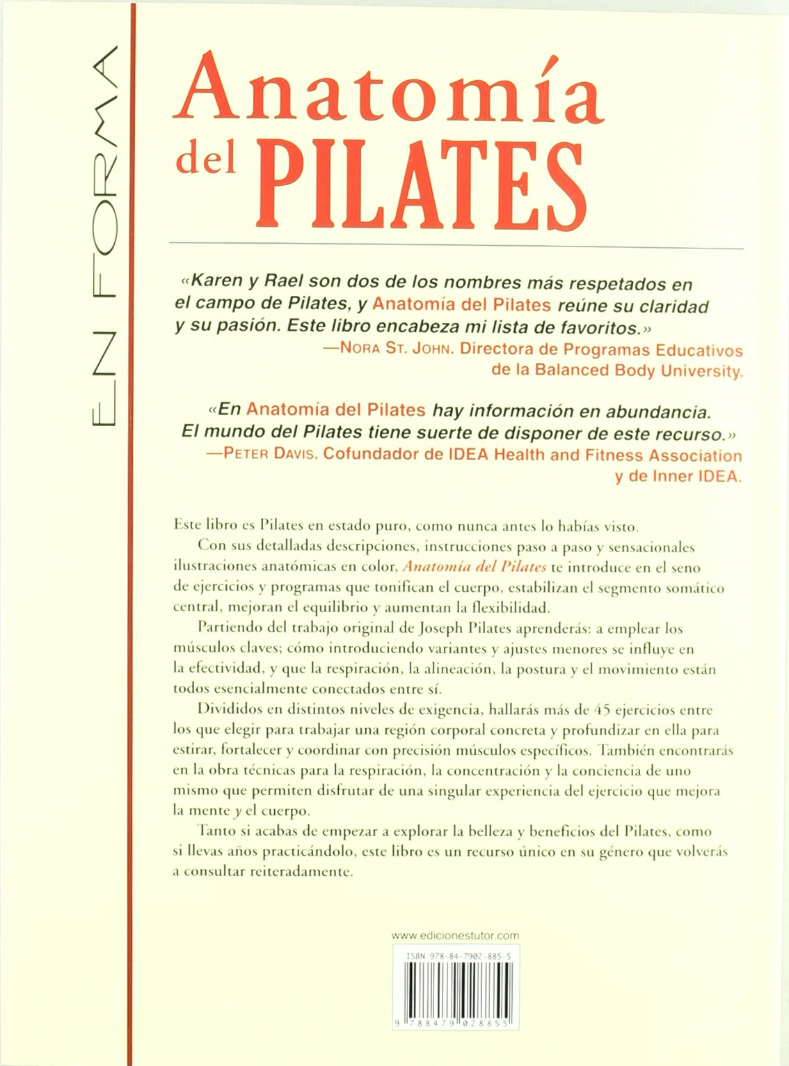 Anatomia del Pilates / Pilates Anatomy: Amazon.it: Rael Isacowitz ...