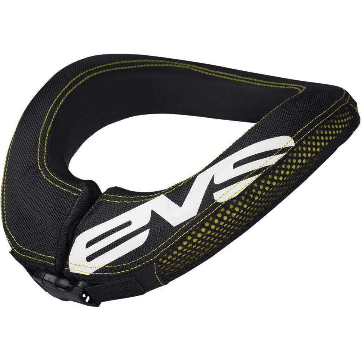 EVS RC2 Adult Race Collar MotoX/Off-Road/Dirt Bike Motorcycle Body Armor - Black/One Size by EVS (Image #1)
