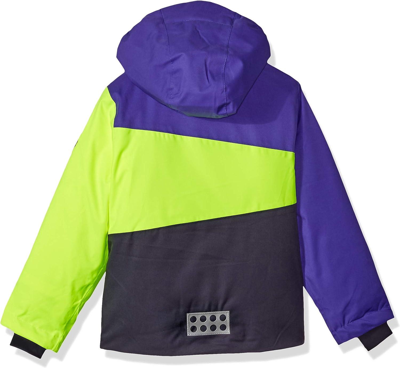 LEGO Wear Kids Jacket with Detachable Hood and Mobile Phone Pocket