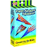 Creativity for Kids Paper Airplane Squadron