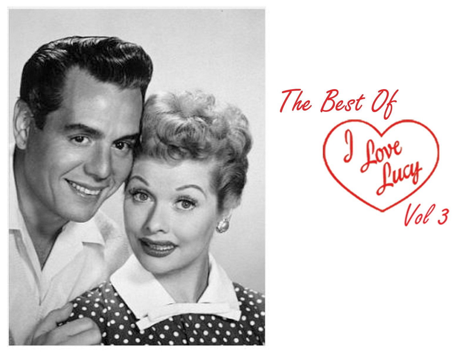 Amazon Com Watch The Best Of I Love Lucy Volume 1 Prime Video