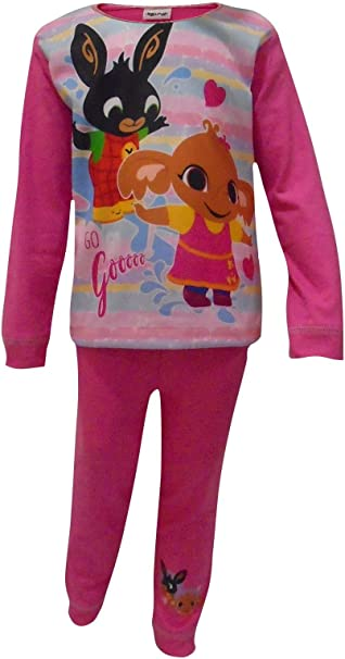 Girls Bing Pyjamas Sizes from 18 months to 5 years