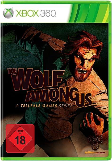 The Wolf Among Us [Importación alemana]: Amazon.es: Videojuegos
