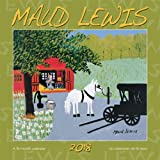 Maud Lewis 2018 Square Calendar