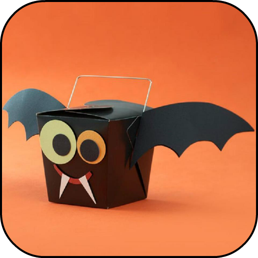 Halloween Yourself App (DIY Halloween Crafts)