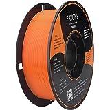 ERYONE PLA 3D Printer Filament 1.75mm, Dimensional Accuracy +/- 0.05 mm 1kg (2.2LBS)/Spool, Orange