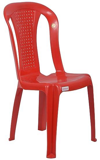 Varmora Chair (Red)