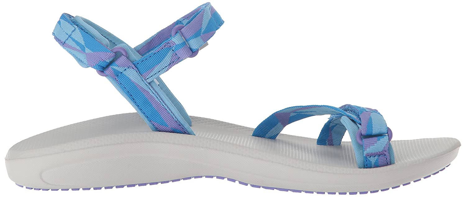 Columbia Women's Big 10 Water Sport Sandal B073V88PBF 10 Big B(M) US|Blue Sky, White a49996
