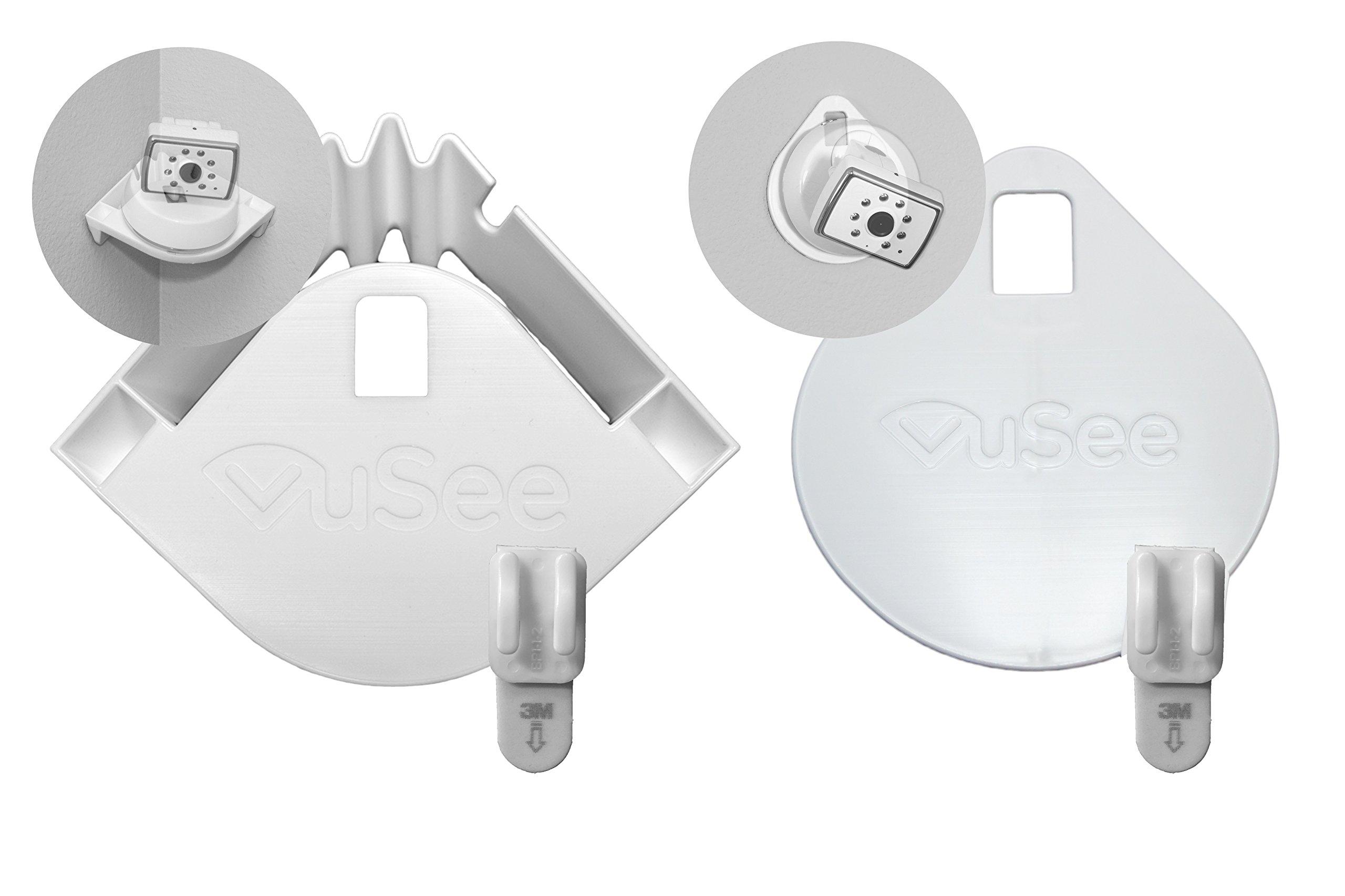 VuSee - The Universal Baby Monitor Shelf (Bundle)