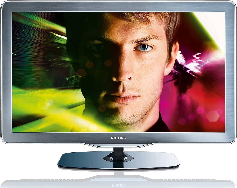 Philips 32PFL6605H- Televisión Full HD, Pantalla LCD con retroiluminación LED 32 pulgadas- Plata: Amazon.es: Electrónica