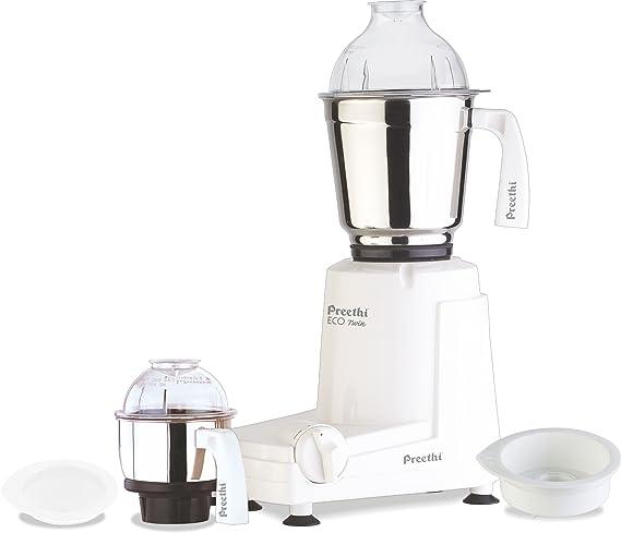 Preethi Eco Twin Jar Mixer Grinder
