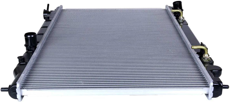Auto Shack RK1056 Aluminum Radiator