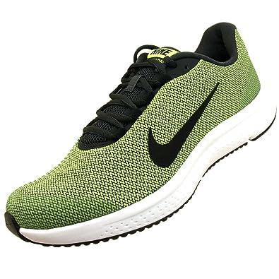 buy popular f6c48 34365 Nike Runallday, Chaussures spécial Basket-Ball pour Homme Vert Vert Noir -  Vert