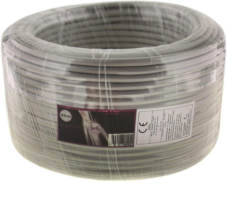 Cable reseaux CAT5e F//UTP 50m