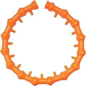 Loc-Line - 51837 Coolant Hose Circle Flow Nozzle Kit, 16 Piece, 1/2