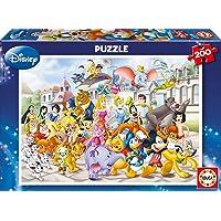 Educa - Cabalgata Disney Puzzle, 200 Piezas, Multicolor (13289)