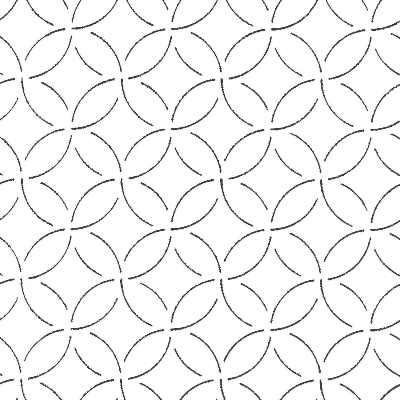 Quilting Creations Connected Cloisonne Quilt Stencil