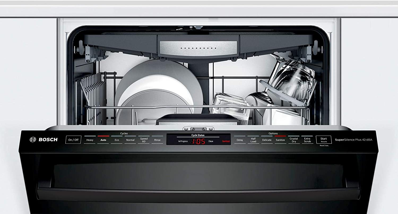Amazon.com: Bosch SHX878ZDN Serie 800 de 24 pulgadas ...