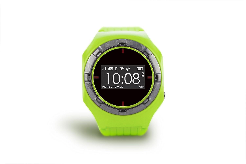 88d853b02 GPS tracker Smart Watch Phone for Kids & Elderly: Amazon.co.uk: Electronics