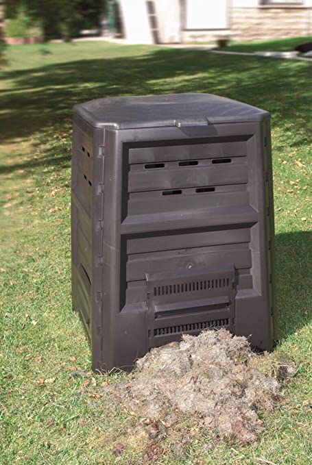 Khw 64029 Komposter Ohne Boden 640 L Amazon De Garten