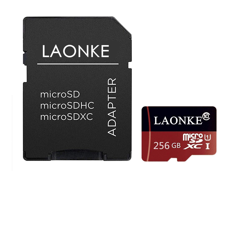 Amazon.com: ANKKE - Tarjeta de memoria micro SD (256 GB ...