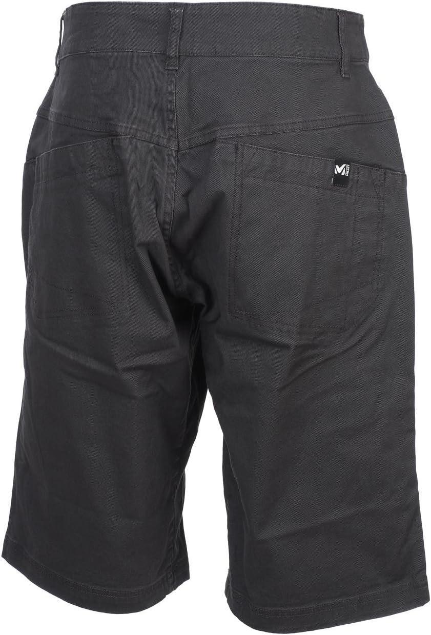 MILLET Sea Roc Long - Pantalón Corto de Escalada para Hombre, cómodo y Resistente