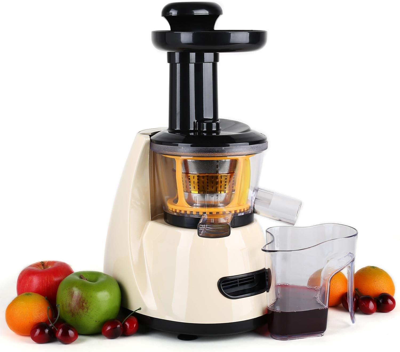 Klarstein Fruitpresso - extractor de zumo, juguera vertical ...